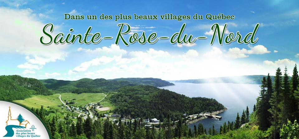Dans un des plus beaux villages du Québec